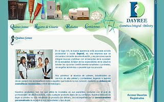 Dayree - Cosmetica Integral